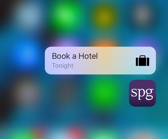 starwood 3d touch