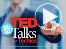 6 must-see techie TED talks