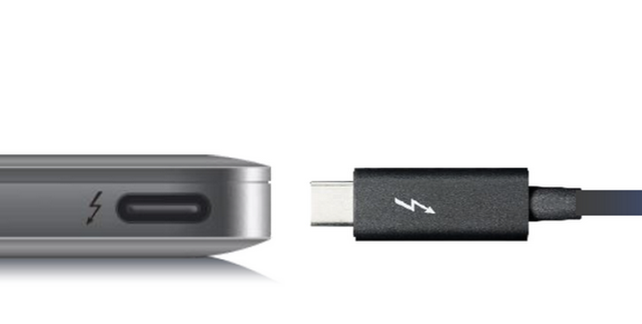 Thunderbolt 3 will be lightningquick and compatible with USB Type C