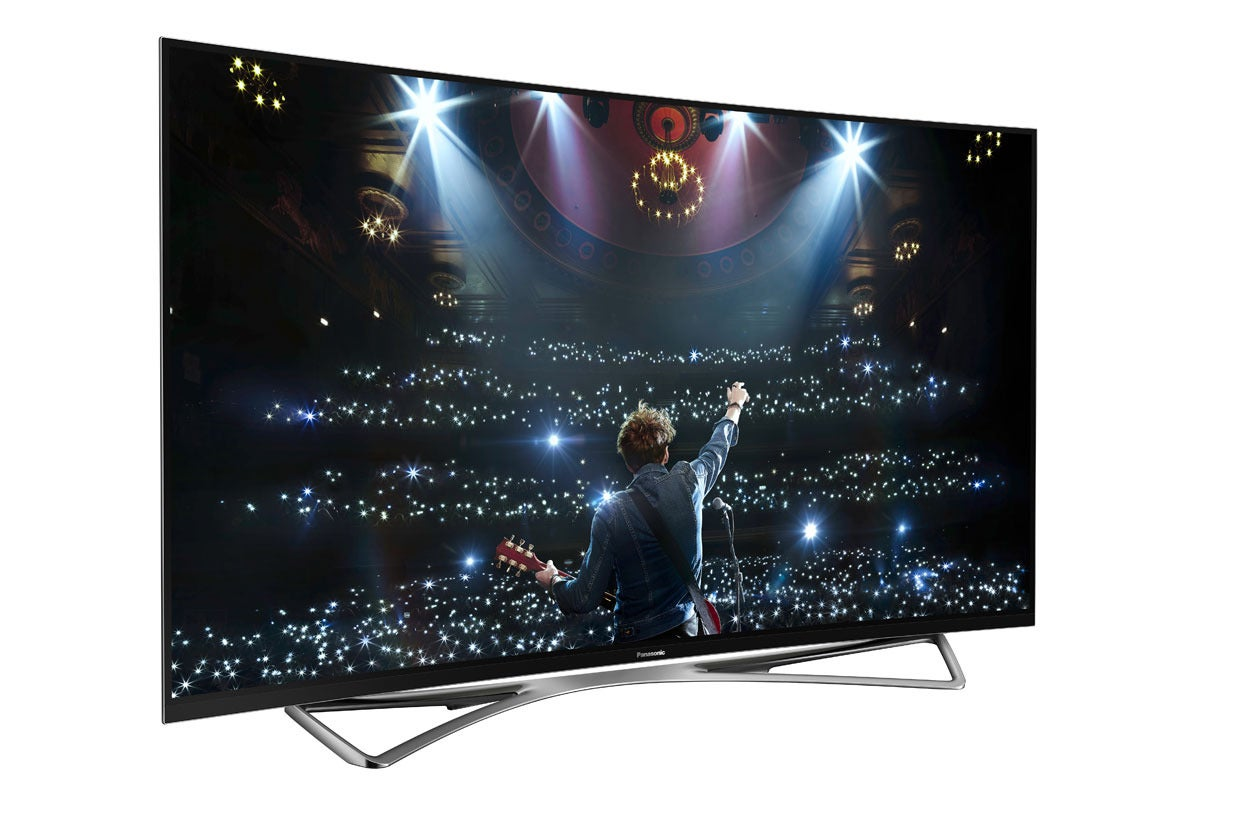 panasonic 39 s new oled tv is the first 4k tv to earn thx certification. Black Bedroom Furniture Sets. Home Design Ideas