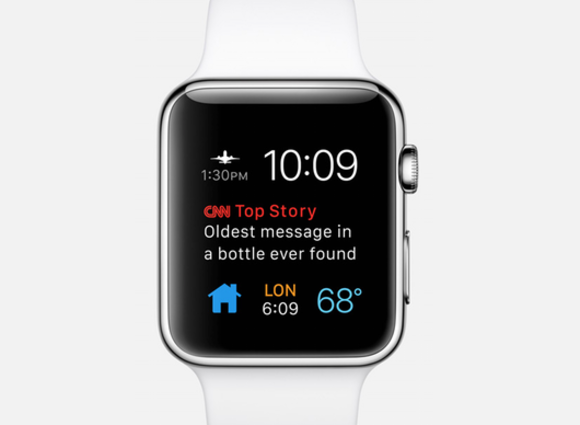 watchos apps primary