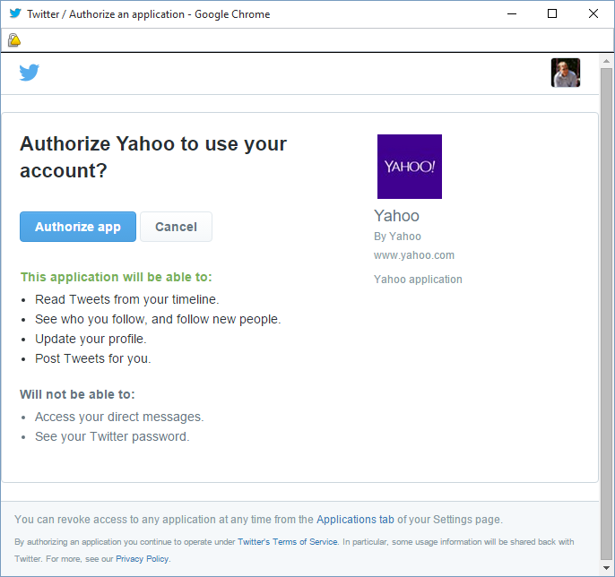 how to delete all your tweets at once yahoo