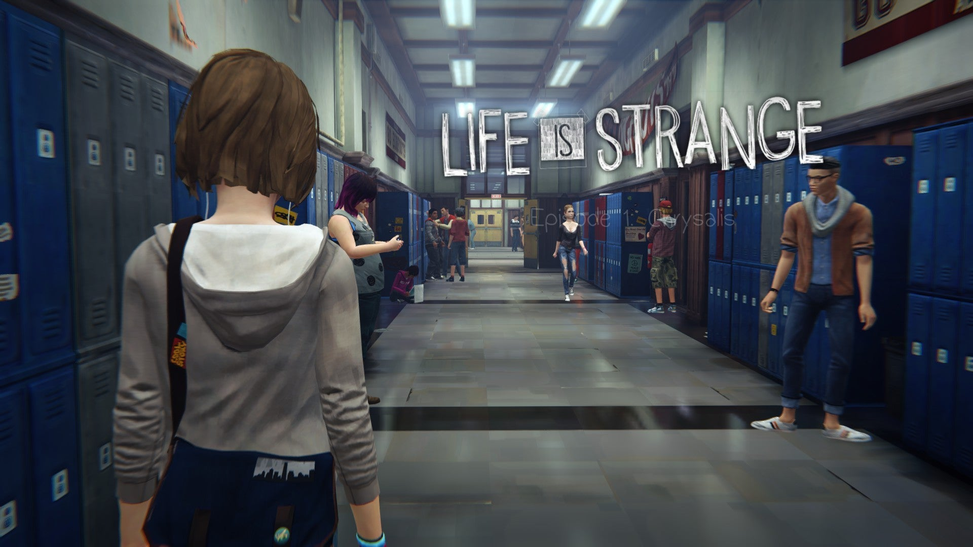 Life is Strange review: Time-traveling teenage-girl-simulator is ...