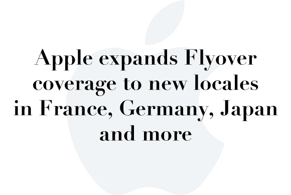 apple flyout coverage