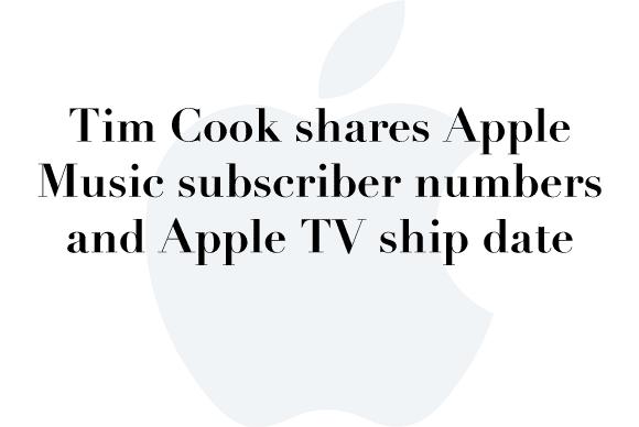 apple music tv ship