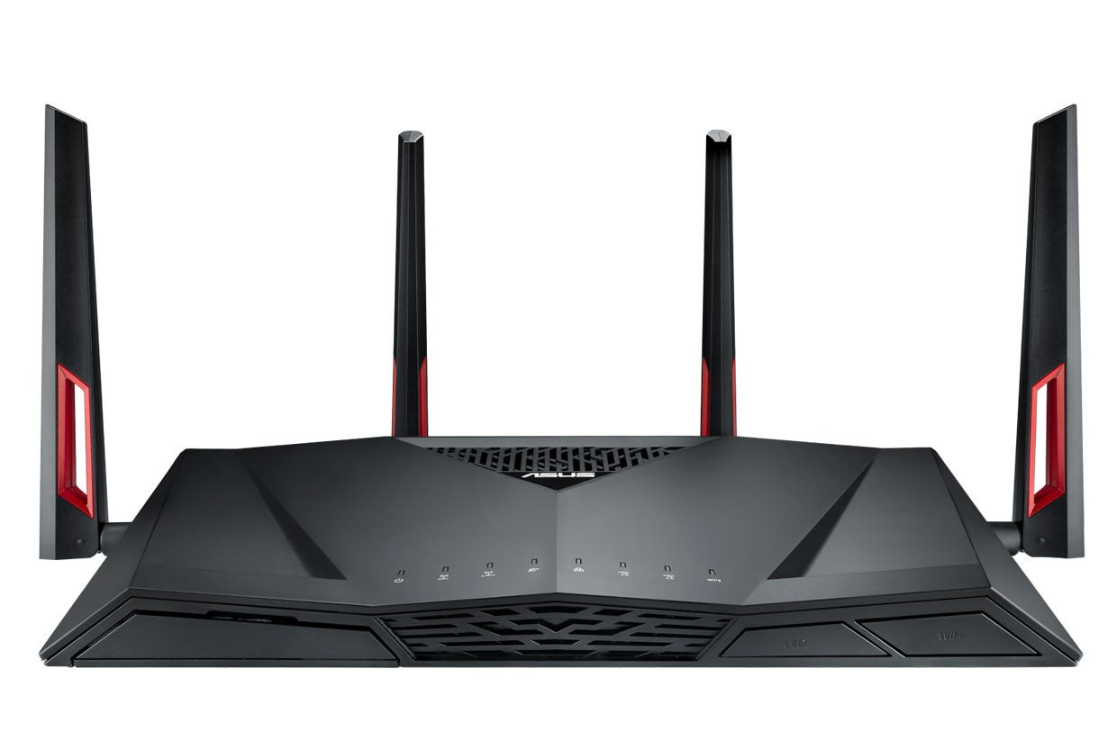 asus ac88u firmware how to instal