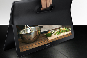 galaxy view tablet