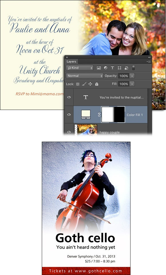how to create solid gradient in photoshop