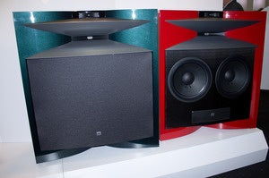 JBL Everest speaker