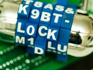 lock encrypt security