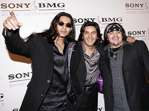 sony bmg los lonely boys