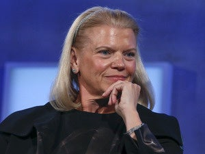 virginia rometty ibm ceo