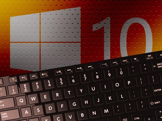 windows 10 shortcuts hp