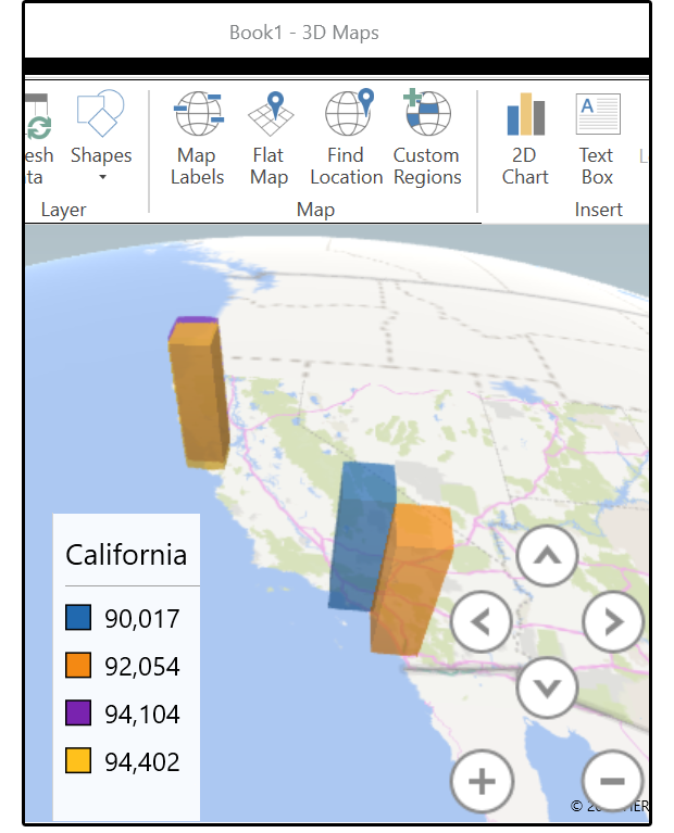 Rainfall Charts 2015 Meet Excel 2016 9 Of Its Best New Features From