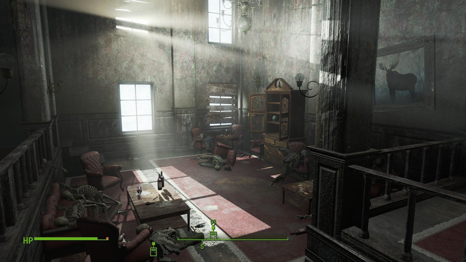 Fallout 4 review won 39 t set the world on fire but might for Fallout 4 bedroom ideas