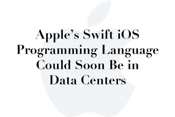 apple swift data centers
