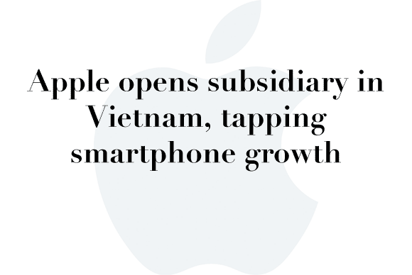 apple vietnam