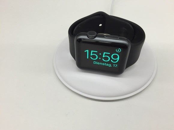 apple watch official charging dock 3