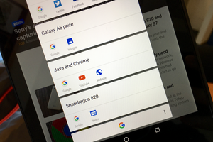 google now on tap android