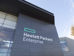 Hewlett Packard Enterprise new signs