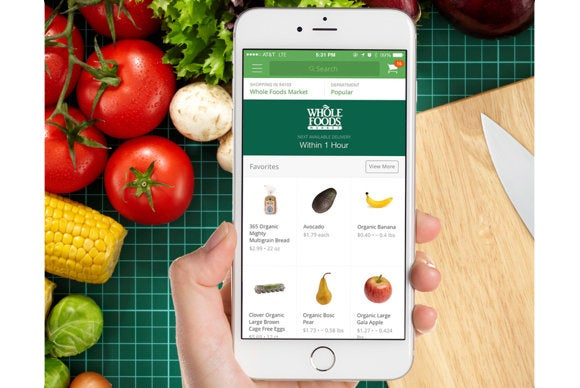 instacart ios delivery apps