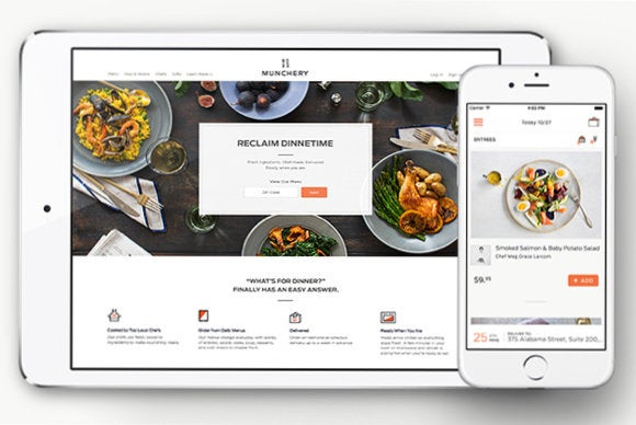 munchery ios delivery apps