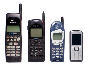 old nokia phones