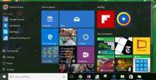 Hidden Windows 10 feature: Change the Start Menu size