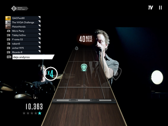 best ios games 2015 guitarherolive