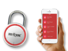 Dog and Bone LockSmart: The padlock rethought