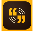 adobe voice ios icon