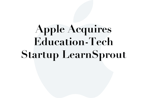 apple aquires learnsprout