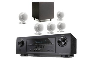 orb speakers denon receiver