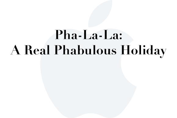 phabulous holiday 2015