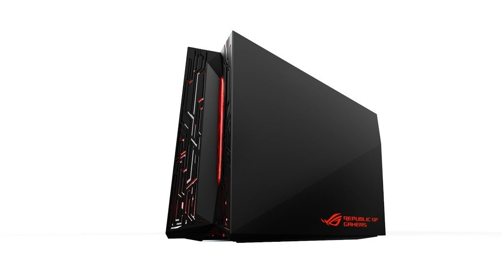 Asus' ROG XG Station 2 dock wants to up your laptop's game with desktop graphics | PCWorld