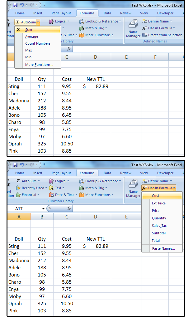 Range In Excel ~ Excel macro create dynamic named range how to and