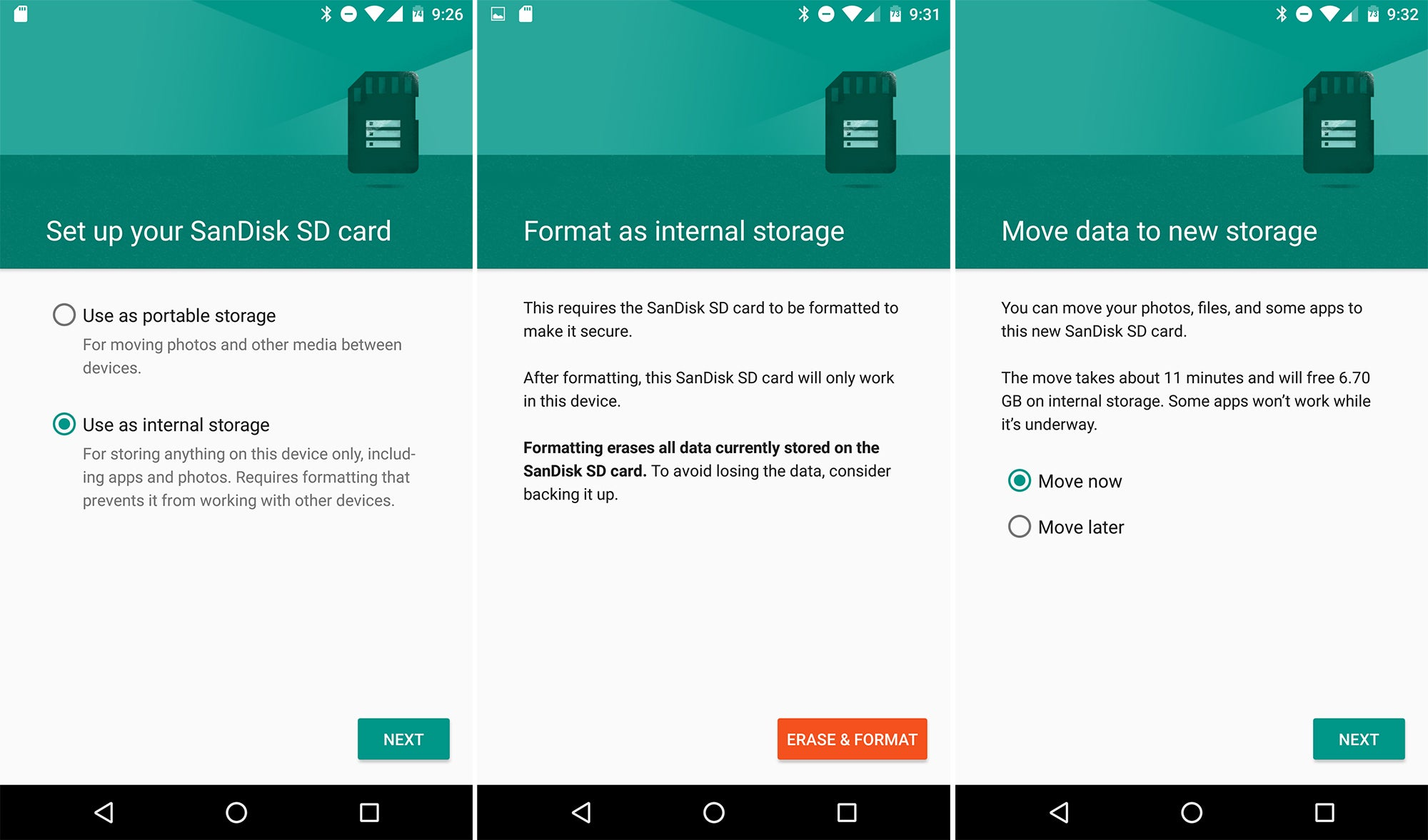 Adoptable Storage In Android 6 0 What It Is How It Works