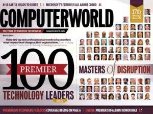 Computerworld Digital Edition - March 2016 [cover]