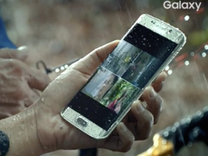 Samsung S7 Edge waterproof