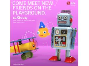 lg g5 invite