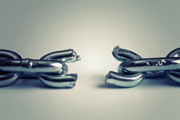 pulling companies apart