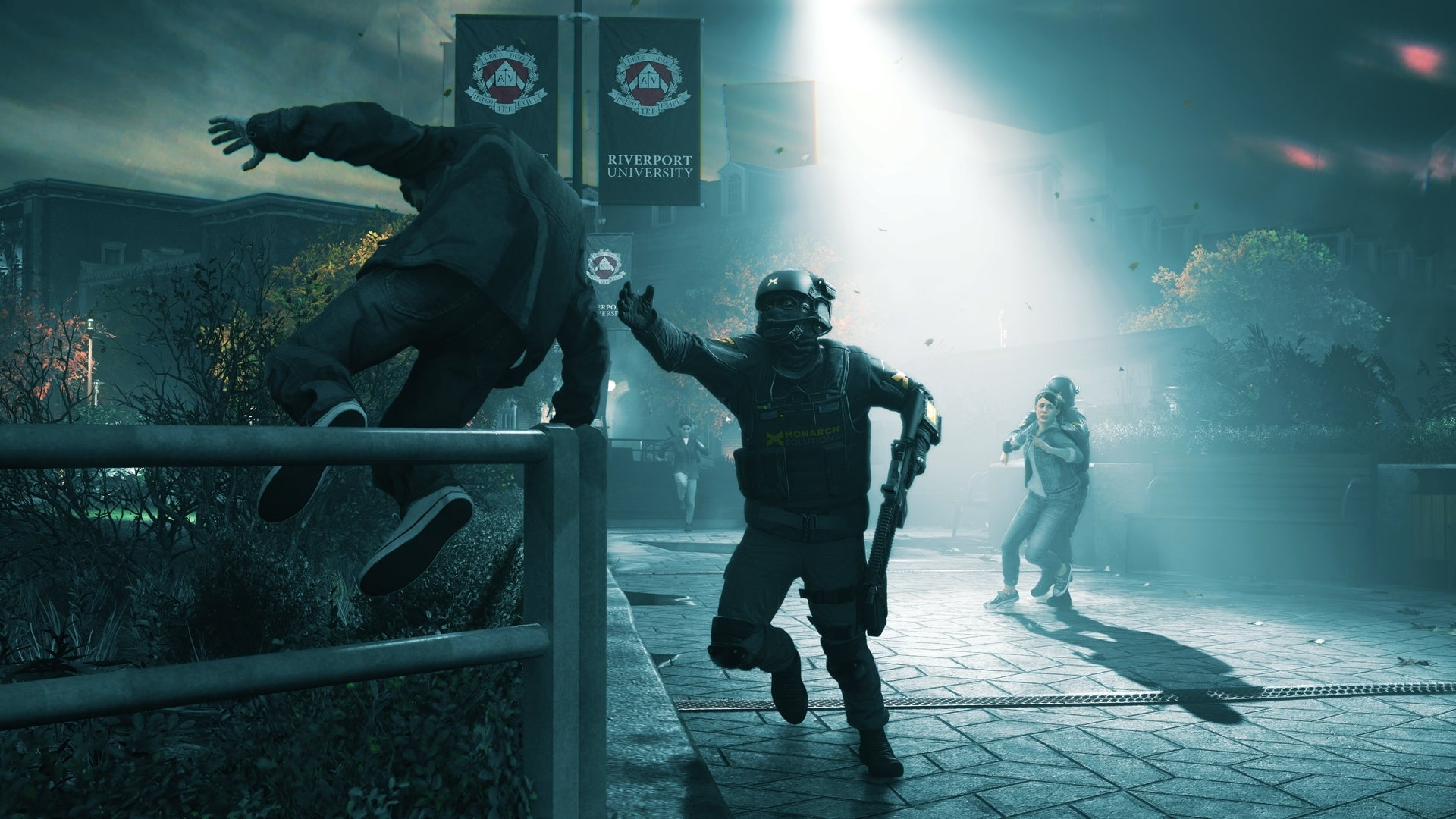 Quantum Break Quantum Break (...