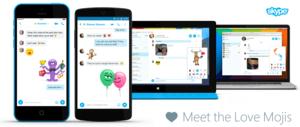 skype love mojis 1
