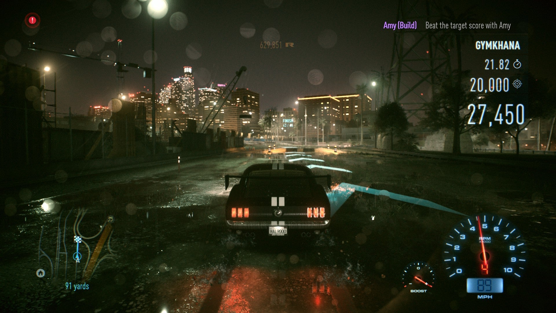 Game Where You Lower Cars