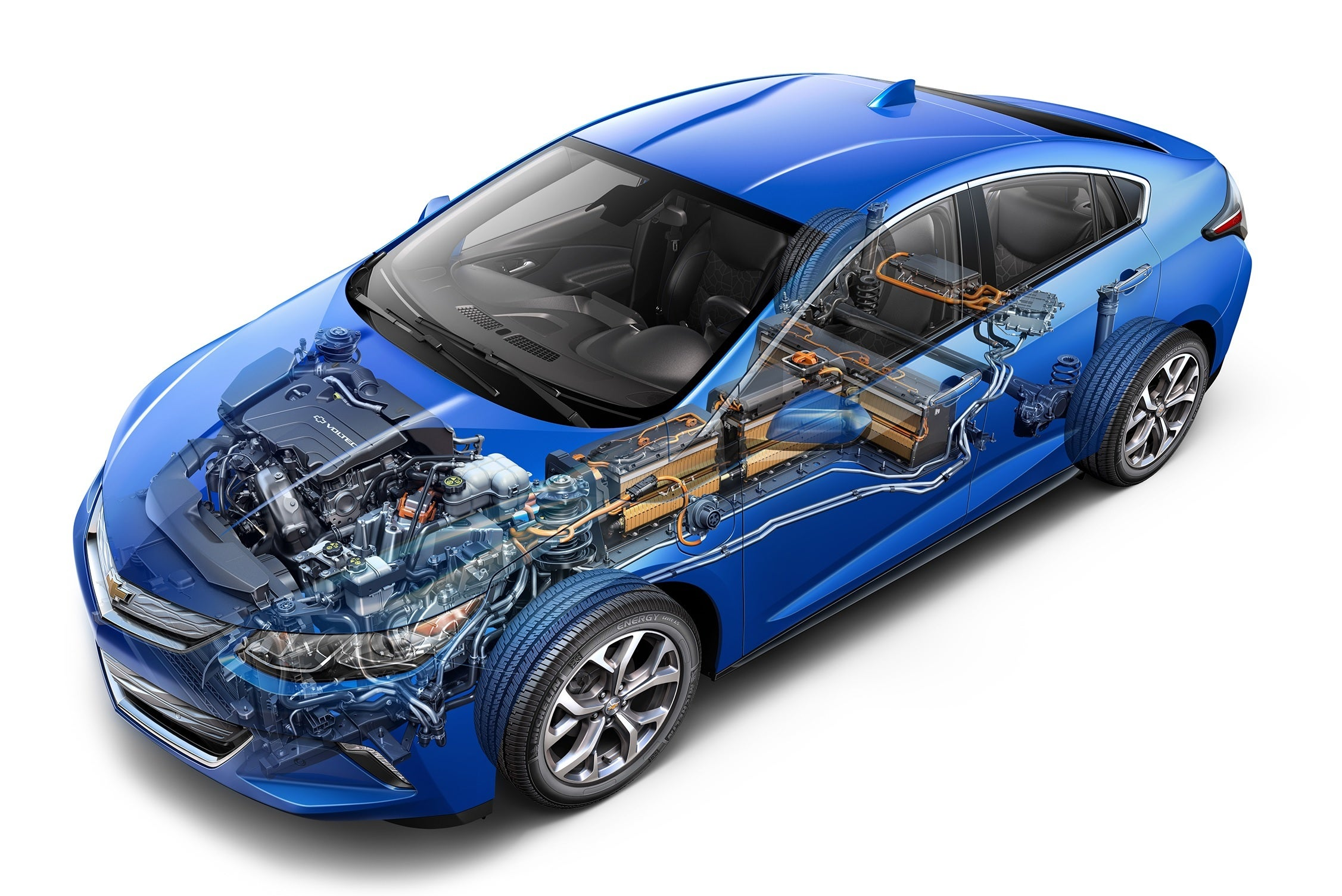 2016 chevy volt review the cult hero of plug in hybrids reaches 2016 chevrolet volt car drivetrain cropped