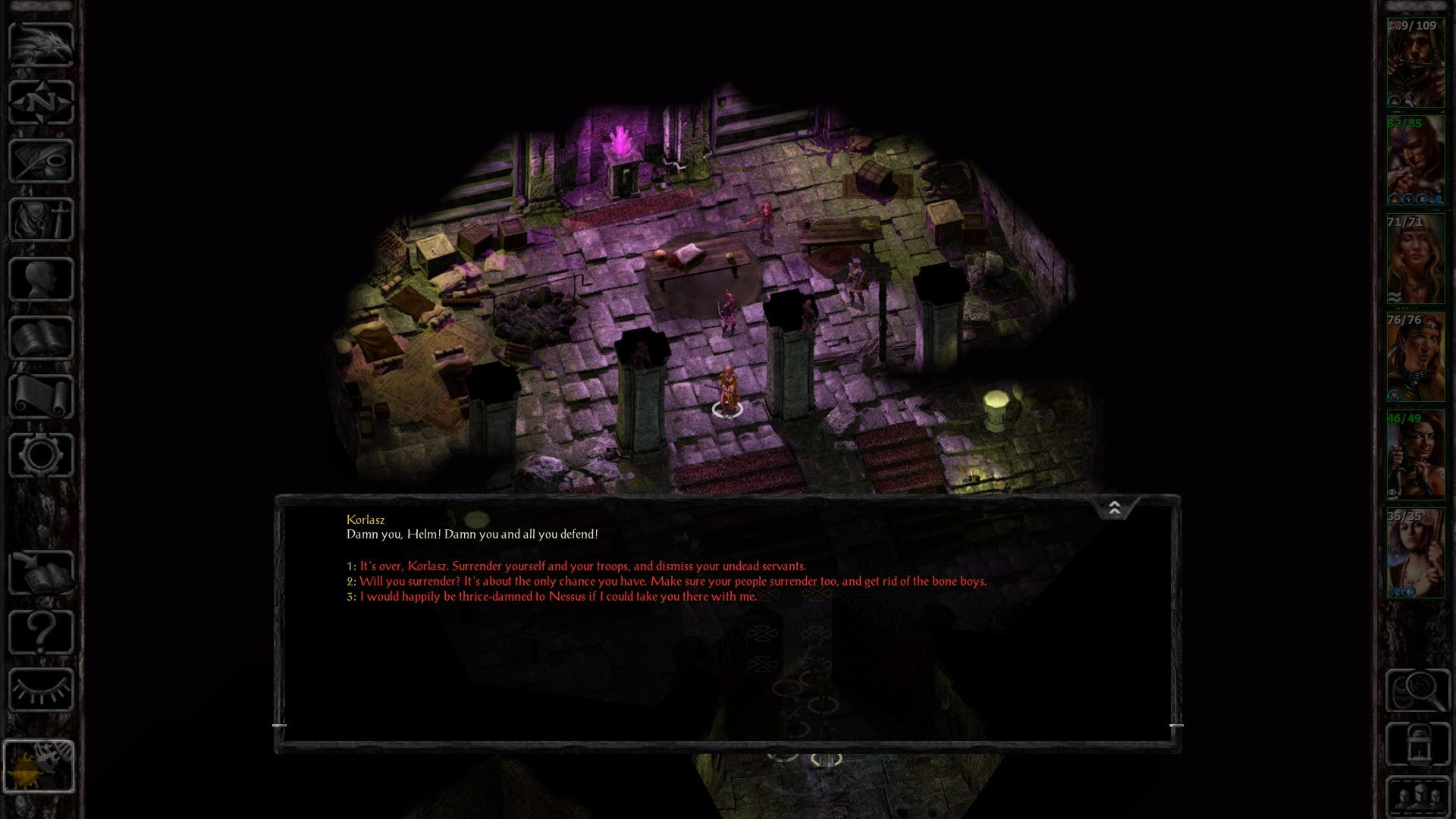 Baldur S Gate Siege Of Dragonspear Review A Fitting End To A