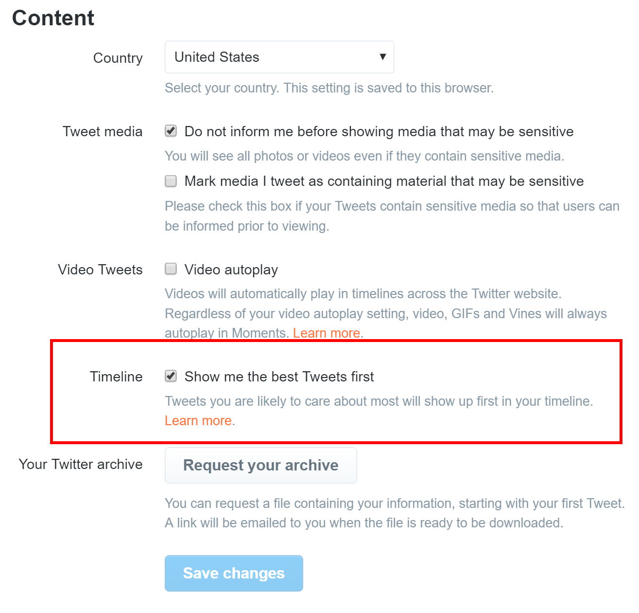 Tweets: How To Turn Off Twitter's Algorithmic Feed And See Tweets