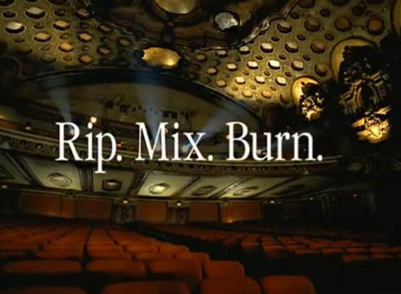rip mix burn