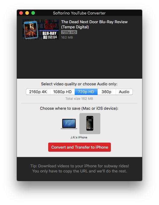 Softorino YouTube Converter review: Great video downloader ...