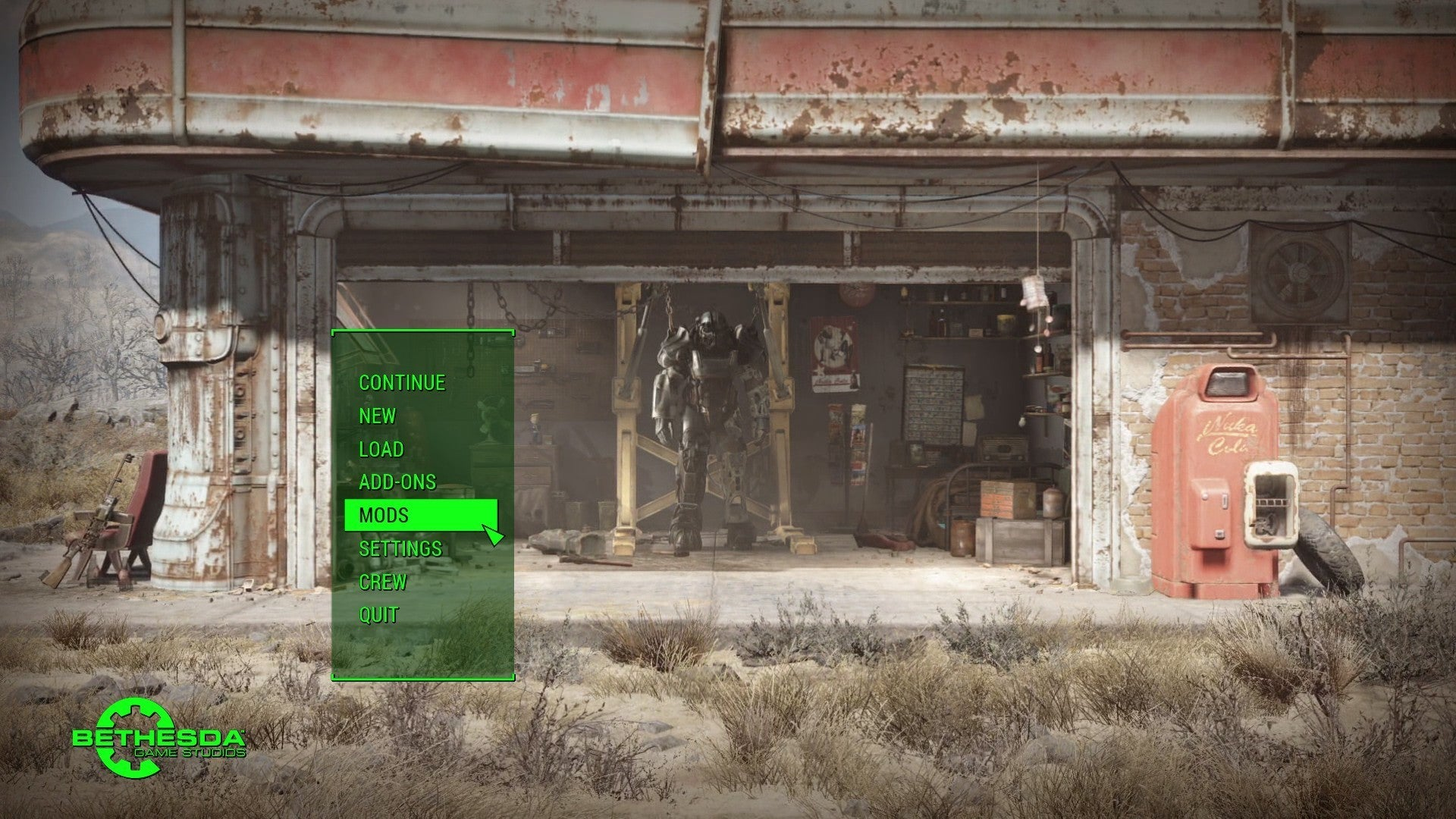 Fallout  How To Fix Item In Build Menu